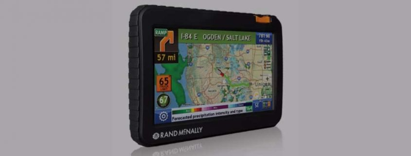 Rand McNally TND 720 LM IntelliRoute Truck GPS Review